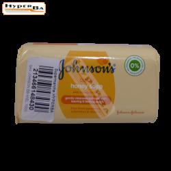 SAVON BEBE JOHNSON MIEL 100G