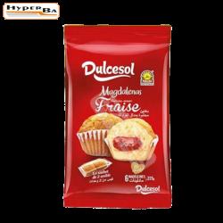 MADELEINE DULCESOL FRAISE 225G