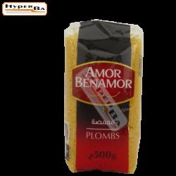PAT AMOR B A PLOMB 500G/20...