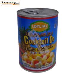 COCKTAIL FRUITS DYLIA 565G