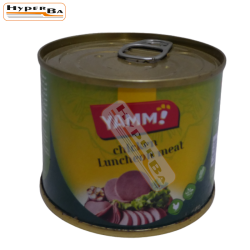 PATE VOLAILLE YAMM 200G