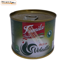PATE VOLAILLE FAMILA 200G