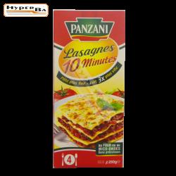 PATE PANZANI LASAGNES 250G-18