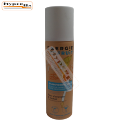 SHAMPOOING SEC ENERGIE...