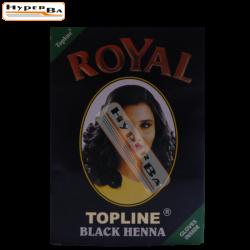 HENNA ROYAL TOPLINE NOIR 60G