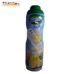 SIROP TEISSEIRE CITRON 60 CL/6