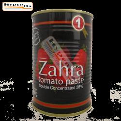 CONCENTRE  DE TOMATE ZAHRA...