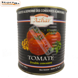 CONCENTRE DE TOMATE AZHAR...