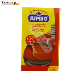 SAUCE TOMATE JUMBO 250G-27