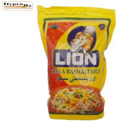 RIZ BASMATI LION 1K-20