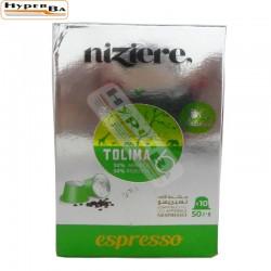 CAFE NIZIERE CAPS TOLIMA N6...
