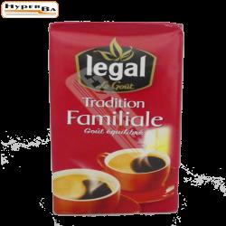 CAFE LEGAL FAMILIALE 250G-12