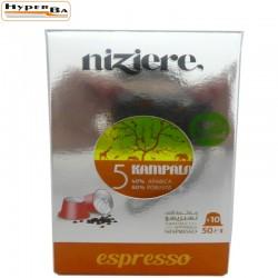CAFE NIZIERE CAPS KAMPALA...