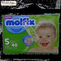 COUCHE MOLFIX JNR 11-25K 40P-4