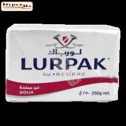 BEURRE LURPAK 250G