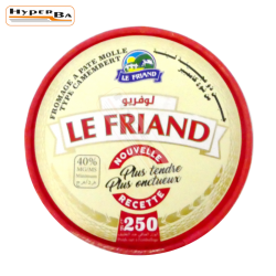 CAMEMBERT LE FRIAND 250G