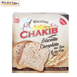 BISCOTES CHAKIB COMPLETE...