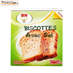 BISCOTES BM A-SEL 250G-12