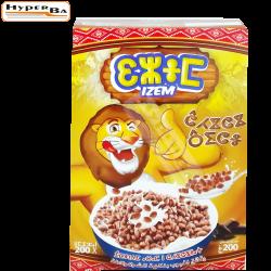 CEREALES IZEM CHOC 200G-12