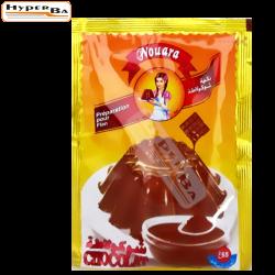 FLAN NOUARA CHOCOLAT 55G